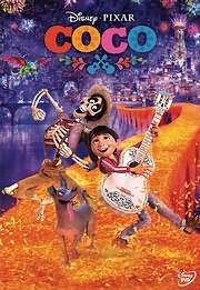 CD Image for COCO - (DVD)