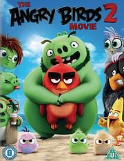 CD image for ANGRY BIRDS: I TAINIA 2 (ANGRY BIRDS THE MOVIE 2) - (DVD)