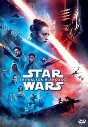 DVD image STAR WARS EPISODE IX: THE RISE OF SKYWALKER - (DVD)