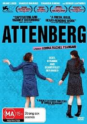 CD Image for ATTENBERG (������ ������) (����� ����� ��������) - (DVD VIDEO)