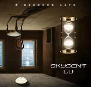 CD image SKYSENT LU / 2 SECONDS LATE