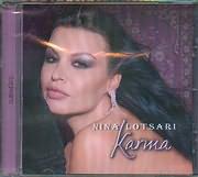 CD image NINA LOTSARI - NINA LOTSARI / KARMA