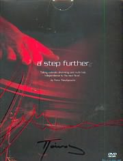 DVD image A STEP FUTRTHER - TAKING OSTINATO DRUMMING AND MULTI - LIMP INDEPENDENCE TO THE LEVEL - (DVD VIDEO)