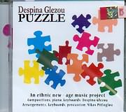 CD image ΔΕΣΠΟΙΝΑ ΓΛΕΖΟΥ - DESPINA GLEZOU / PUZZLE - AN ETHNIC NEW - AGE MUSIC PROJECT (ΝΙΚΟΣ ΠΙΤΛΙΓΛΟΥ)