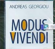 CD image ΑΝΔΡΕΑΣ ΓΕΩΡΓΙΟΥ / MODUS VIVENDI