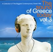 CD image THE SOUND OF GREECE VOL.3 - (VARIOUS)