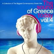 CD image THE SOUND OF GREECE VOL.4 - (VARIOUS)