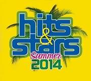 CD image HITS AND STARS SUMMER 2014 - (VARIOUS)
