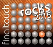 CD image VARIOUS ARTISTS / FINAL TOUCH ROCKS 2015 (2CD)