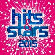 CD image for HITS AND STARS SUMMER 2015 - (VARIOUS)