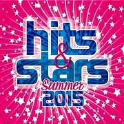 CD image HITS AND STARS SUMMER 2015 - (VARIOUS)