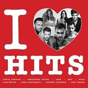 CD image I LOVE HITS 2016 - (VARIOUS)