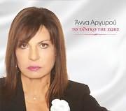 CD image ANNA ARGYROU / TO TANGKO TIS ZOIS