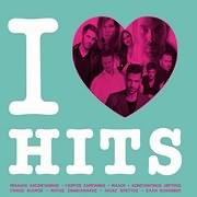CD image I LOVE HITS 2017 - (VARIOUS)