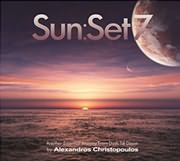 CD image for SUN:SET 7 BY ALEXANDROS CHRISTOPOULOS - (VARIOUS) (2 CD)