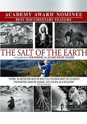 CD Image for THE SALT OF THE EARTH - �� ����� ��� ��� (WIM WENDERS) - (DVD VIDEO)