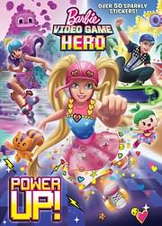 CD image for BARBIE: VIDEOGAME HERO - MIA VIDEO GAME PERIPETEIA - I TAINIA - (DVD)