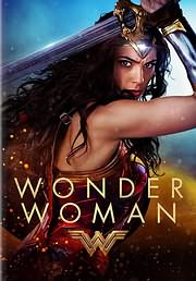 CD image for WONDER WOMAN - (DVD)