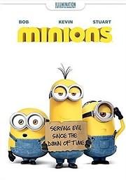 DVD image MINIONS - (DVD)
