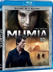 DVD VIDEO image BLU - RAY / H MOYMIA - THE MUMMY (2BD)