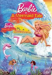 CD image for BARBI I ISTORIA MIAS GORGONAS - BARBIE IN A MERMAID TALE - (DVD)