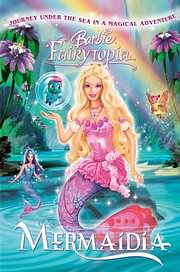 DVD image BARBIE: FAIRYTOPIA MERMAIDIA - (DVD)