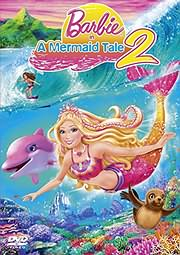 CD image for BARBI I ISTORIA MIAS GORGONAS 2 - BARBIE IN A MERMAID TALE 2 - (DVD)