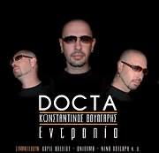 CD image DOCTA - KONSTANTINOS VOULGARIS / ENTROPIA (SYMMETEHOUN: HARIS ALEXIOU, ONIRAMA, NINA LOTSARI)
