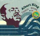 CD image ALBERT KING / TALKIN BLUES