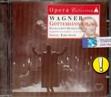 CD image WAGNER / GOTTERDAMMERUNG