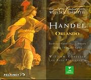 CD Image for HANDEL / ORLANDO OPERA IN 3 ACTS / LES ARTS FLORISSANTS - CHRISTIE (3CD)