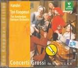 HANDEL / <br>CONCERTI GROSSI Op.VI