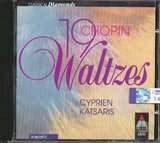 CD image CHOPIN / 19 WALTZES