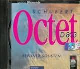CD image SCHUBERT / OCTET D 803