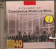 CD image for CONCERTUS MUSICUS WEA / A CELEBRATION VOL.3