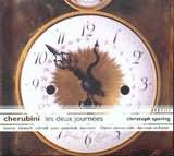 CD image CHERUBINI / LES DEUX JOURNEES COMEDIE LYRIQUE / SPERING