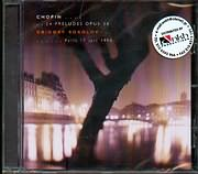 CD image CHOPIN / 24 PRELUDES OP.28 / SOKOLOV