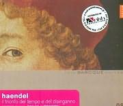 CD image HANDEL / IL TRIONFO DEL TEMPO E DEL DISINGANNO / ALESSANDRINI (2CD)