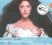VIVALDI / CONCERTI PER OBOE - RV 447 - 450 - 451 - 457 - 455 - 453 - 463 - ALFREDO BERNARDI