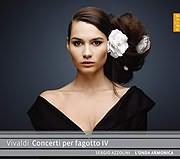 CD image VIVALDI / CONCERTI PER FAGOTTO IV (SERGIO AZZOLINI)