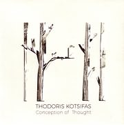 CD image for THODORIS KOTSYFAS / CONCEPTION OF THOUGHT