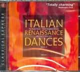 ITALIAN RENAISSANCE DANCES VOL.2 / <br>O DETTE