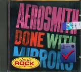 CD image AEROSMITH / DONE WITH MIRRORS