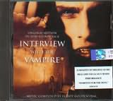 CD image INTERVIEW WITH THE VAMPIRE - (OST)