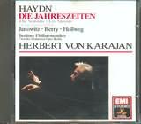 CD image HAYDN / DIE JAHREZEITEN
