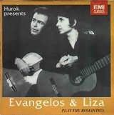 EVANGELOS AND LIZA / <br>PLAY THE ROMANTICS - (CHOPIN - ALBENIZ - FALLA - GRANADOS)