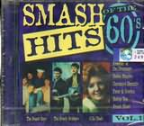 CD image SMASH HITS OF THE 60 S I - (VARIOUS)