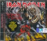 CD image IRON MAIDEN / THE NUMBER OF THE (CD MULTIMID