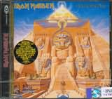 IRON MAIDEN / POWERSLAVE (CD MULTIMID