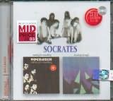 SOCRATES / <br>WATING FOR SOMETHING - BREAKING THROUGH 2 ALBOUM SE 1 CD